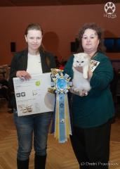 Jekaterina Merzina-Ruusoja and Silver Ameli of Golden Neko